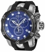 Invicta Men's 16149 Venom Quartz Chronograph Blue Dial Watch IW-06