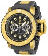 Invicta 23720 de los hombres Jason Taylor cuarzo multifunción de bronce dial Watch IW-06