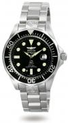 Invicta Reloj Negro Para hombres 3044 Pro Diver automática 3 manos dial IW-06