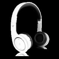 Bluetooth Wireless Headset Listen to music, hands free calling, NFC device pairing IM-04-HS6000-BT-WHT-9NC