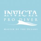 Invicta 14339 hombres Pro Diver Cuarzo Cronógrafo Negro dial Watch IW-06