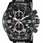 Invicta 14879 hombres especiales cronógrafo de cuarzo negro, bronce dial reloj IW-06