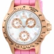 Reloj Invicta para Mujer 21993 Speedway con cronógrafo de cuarzo, esfera blanca, reloj IW-06