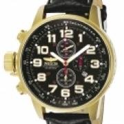 Invicta Reloj Para hombres 3330 I-Force cronógrafo de cuarzo negro dial Watch IW-06