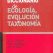 Diccionario de ecología, evolución y taxonomía sd-02-6071600413