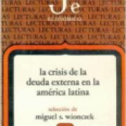La crisis de la deuda externa en la América Latina, II-SD-02-9681626613