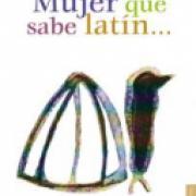 Mujer que sabe latín..-sd-02-9681648242