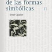 Filosofía de las formas simbólicas, III: Fenomenología del reconocimiento-sd-02-9681655885