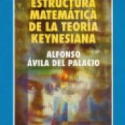 Estructura matemática de la teoría keynesiana SD-02  9681660536
