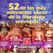 52 Obras de la literatura universal 9681661702