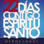 22 Dias contigo espiritu santo AD-03-9780829760637