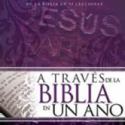 A Través de la biblia en un ano AD-03-03-9781629110509