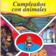 Cumpleaños con animales SD-02 9789681642662