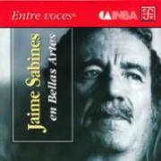 Jaime Sabines en Bellas Artes SD-02