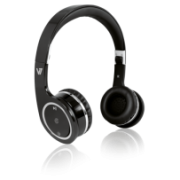 Bluetooth Wireless Headset Listen to music, hands free calling, NFC device pairing IM-04 JS6000-BT-BLK-9NC