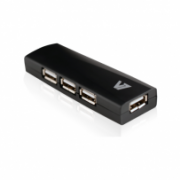 4 PORT HIGH SPEED HUB-USB 2.0 High speed, Hot swappable and USB powered IM-04 HU 1000-20-8NB
