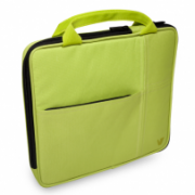 """Sleeve with additional pocket for iPad fits Tablet PCs up to 9.7"""" and iPad Air & iPad IM-04-TA20GM-1N"""