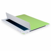 Slim Tri-Fold Folio and Stand for iPad 2, 3, 4 All-in-One protection for front and back IM-04 TA37GM-2N