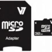32GB Micro SDHC Class 10 + Adapter - Store / transport photos, video and data - VAMSDH32GCL10R-1N IM-04