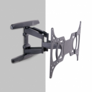 "Heavy Duty Low Profile Articulating Wall Mount For Displays from 32"" to 65"" IM-04-WVCL2DA99-2N"